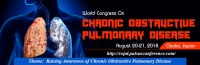 World Congress on Chronic Obstructive Pulmonary Disease (COPD 2018)