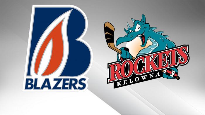 Kamloops Blazers vs. Kelowna Rockets - Tixtm, Kamloops, British Columbia, Canada