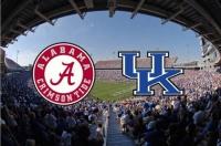 Kentucky Wildcats Mens Basketball vs. Alabama Crimson Tide