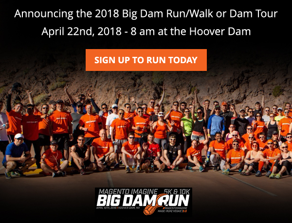 Big Dam Run 2018 - 7th Annual Magento Imagine Race, Las Vegas, Nevada, United States