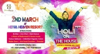 Holi On The House