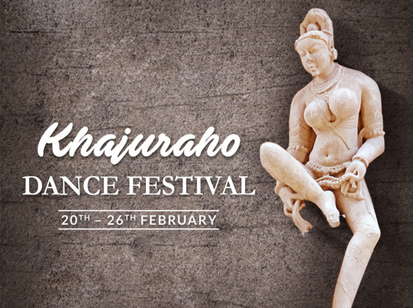 Khajuraho Dance Festival, Chhatarpur, Madhya Pradesh, India