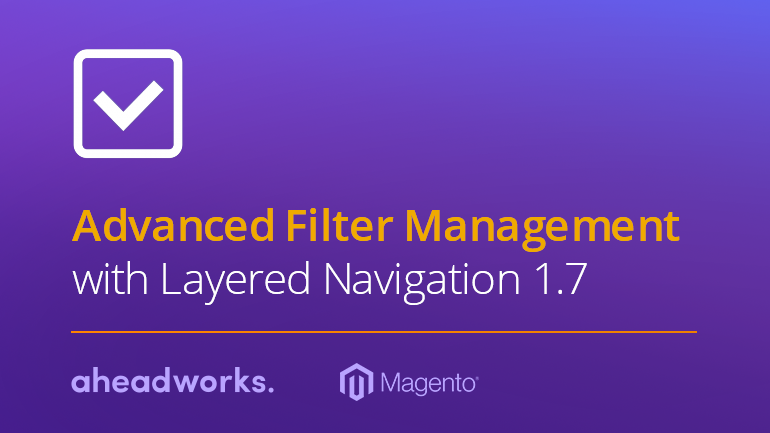 Advanced Filter Management With Layered Navigation 1.7 For Magento 2, New York, United States