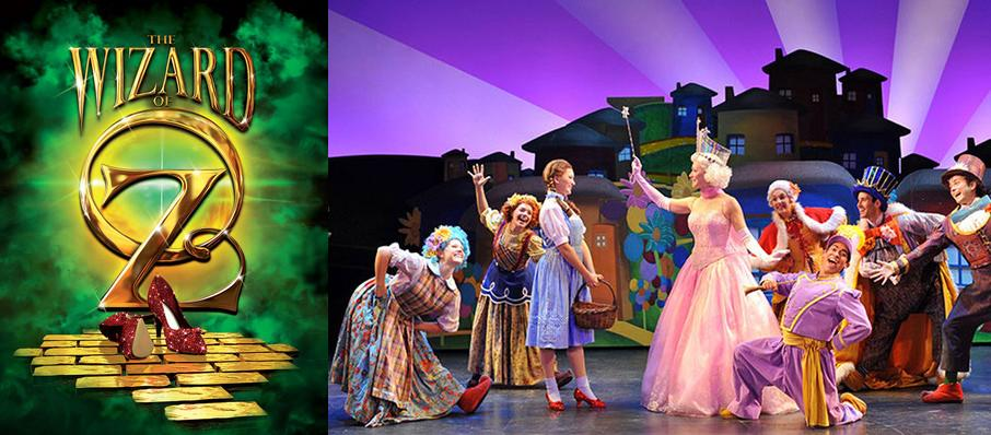 The Wizard of Oz Tickets 2018, Amarillo, Texas, United States