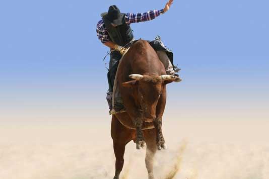 Tuff Hedeman Championship Bull Riding, El Paso, Texas, United States