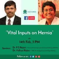 Vital Inputs In Hernia