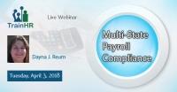 Multi-State Payroll Compliance