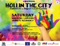Holi in the City 2K18 | Holi Festival in Coimbatore