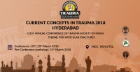 TSI - Orthopedics Conferences in India, Hyderabad | Current Concepts in Trauma 2018 | Trauma Conferences 2018