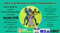 Men's & Women's 50K Tennis Tournament