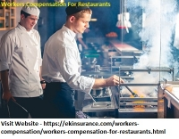 Have You Seriously Considered The Option Of Workers Comp For Food Service?