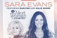 Sara Evans & RaeLynn Tickets 2018