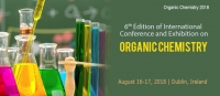 6th Edition of International Conference and Exhibition on Organic Chemistry