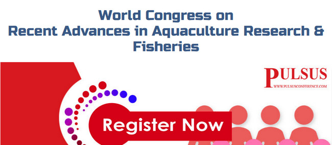 World Congress on Recent Advances in Aquaculture Research & Fisheries, Rome, Italy