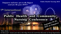 7th International Conference on Public Health Nursing