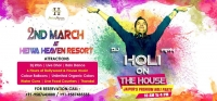 Ultimate Holi Party in Jaipur