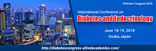 International Conference on Diabetes and Endocrinology, Osaka, Kansai, Japan