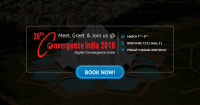 Convergence India 2018 in New Delhi
