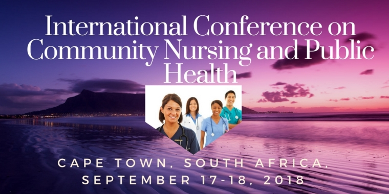International Conference on Community Nursing and Public Health, Cape Town, Western Cape, South Africa