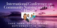 International Conference on Community Nursing and Public Health