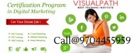 Advanced Digital Marketing Training |Top Institute |Visualpath