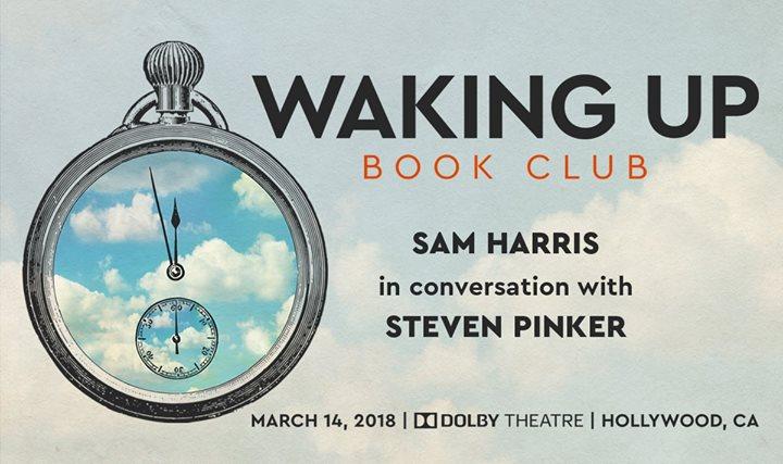 Waking Up Book Club - Sam Harris & Steven Pinker,
