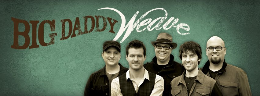 Big Daddy Weave, Bowling Green, Kentucky, United States