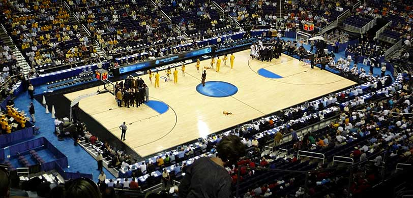 2018 NCAA Men's Basketball Tournament: Rounds 1 & 2 - All Sessions Pass, Detroit, Michigan, United States