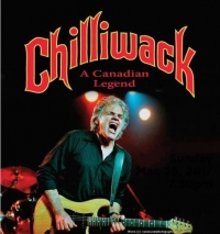 Chilliwack Concert Tickets & Tour 2018 - tixtm