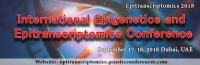 International Epigenetics and Epitranscriptomics Conference