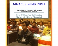 Miracle Mind India - Mind Control Workshop