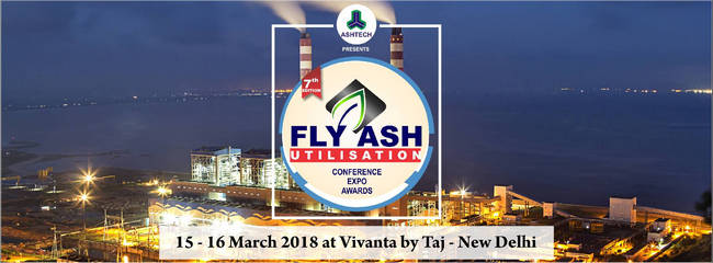 Fly Ash Utilisation 2018 - Conference - Expo -   Awards, New Delhi, Delhi, India