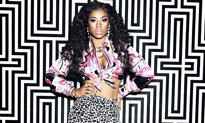 Keyshia Cole with special guest Elijah Blake, Detroit, Michigan, United States