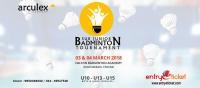 SUB JUNIOR BADMINTON TOURNAMENT