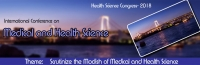 International Conference on Medical and Health Science