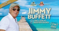 Jimmy Buffett And The Coral Reefer Band - tixtm