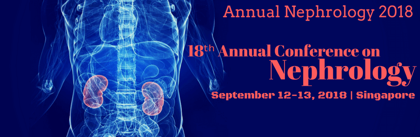 18th Annual Conference on Nephrology, Singapore