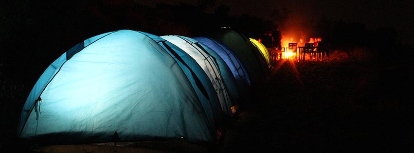 Lohgad Valley Camping, Lonavala, Maharashtra, India