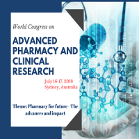 World Congress on Advanced Pharmacy and Clinical Research