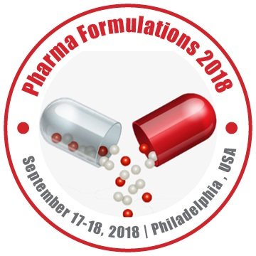 15th International Conference on Pharmaceutical Formulations & Drug Delivery, Philadelphia, Pennsylvania, United States