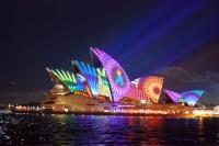 Vivid Sydney Light Cruises
