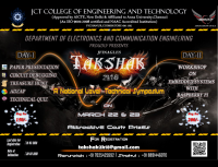National Level Technical Symposium-TAKSHAK 2k18