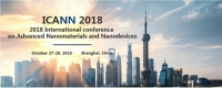 2018 International Conference on Advanced Nanomaterials and Nanodevices (ICANN 2018)--EI Compendex and Scopus