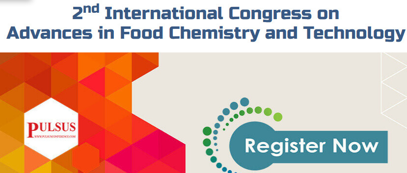 2nd International Congress on Advances in Food Chemistry and Technology, Vancouver, Canada