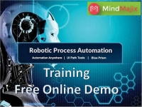 RPA Training - 100% Practical Training - Free Online Demo