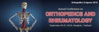 Annual Conference on Orthopedics and Rheumatology
