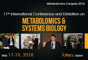 11th International Conference and Exhibition on  Metabolomics & Systems Biology, Tokyo, Japan