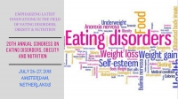 20th Annual congress on  Eating Disorders, Obesity and Nutrition