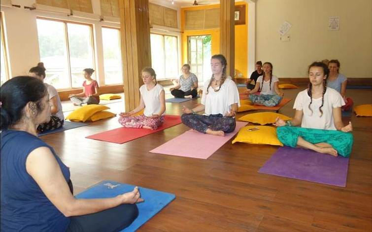200 Hour Yoga Teacher  Training Course in Rishikesh, Tehri Garhwal, Uttarakhand, India