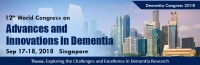 12th World Congress on  Advances and Innovations in Dementia
